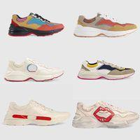 New Runaway Low Top Sneaker Pattern Plaid Pattern Piattaforma Classica pelle scamosciata Sport Sport Skateboarding Scarpe da uomo Donne Sneakers Shoe008 135000