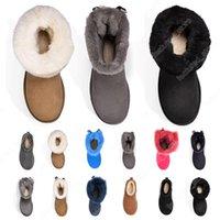 【OCTEU03】Botas clásicas para mujer para hombre, negro, blanco, rojo, verde, azul marino, zapatos vintage, plataforma, bota de encaje de cuero liso, invierno 36-44