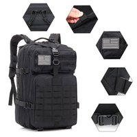 Hommes militaire mochila militar 3P softback 50L capacité sac tactique extérieure imperméable sac à dos de randonnée randonnée camping chasse sac à dos