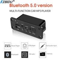 2 * 3W DC 5V MP3 WMA wireless Bluetooth 5.0 Decoder Board Modulo audio USB FM TF Record Radio AUX INPUT PER GIOCATORI AUTO MP4