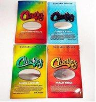 Chuckles Sapore sapore erba fiore cerniera a secco tabacco al dettaglio pacchetti pacchetti imballaggio Nord America DFG