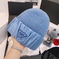 Chapeau de luxe tricoté de bonnet beanie bouchon de mode mode Hats ajusté des chapeaux unisexe Cashmere lettres casual Casquettes de crâne en plein air de haute qualité