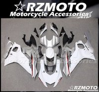 Injection Mold New ABS Whole Fairings kits fit for YAMAHA YZF-R6 2017 2018 2019 17 18 19 Bodywork set White Gray Custom