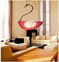 Ceiling Lights Swan Bird's Nest Lamps Postmodern Art Lighting Bedroom Children's Room Balcony Restaurant Decor E27