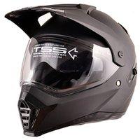 Грязный велосипедный шлем внедорожник Полное лицо для ATV Motocross MX Enduro Quad Sport, волшебные бусины, большой белый мотоцикл шлемы