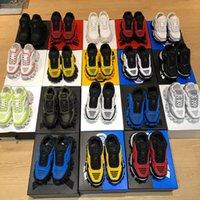 Hommes Femmes Casual Shoes 19fw Cloudbust Thunderp Tun Thunder Pouche Lowwewewewewewewey Baskers Baskets Capsule Series Marque Fashion Fashion Dacette Entraîneurs avec boîte