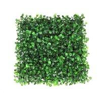 ارتفاع درجة حرارة التشفير الاصطناعي العشب البلاستيك boxwood العشب حصيرة في 25 سم × حديقة المنزل الديكور زخرفة الزهور