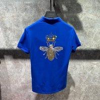 Высокое качество бренда мужские рубашки поло тонкий дышащий рубашка летние хлопковые топы плюс азиатский размер M-4XL Ganbu
