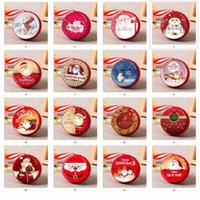 FN21 Hot Cartoon Wallet Christmas Bag Coin Gifts Purse Elk Claus Santa Snowman Decoration Creative Festive & Party Anime J2 Periphery T Hvef