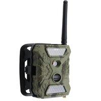 Câmera de caça MMS GPRS S680M Full HD 12MP 1080P Vídeo Noite Visão 940nm Infravermelho Digitalização Jogo Câmeras