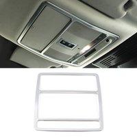 Auto Carre arrière Read Lampe Lampe Lampe Cadre Couvercle Couvercle Décoration Accessoires d'intérieur pour Jaguar Xe X760 2015-2019