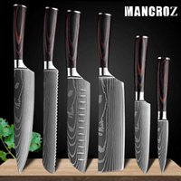 Cuchillo de cocinero de acero inoxidable Cocina Hammer Blade Heavy Japonés Ofertas CALIENTES HOTOS DE CHINA CHEA CHEATER CHEATER CUBRADOR CUCHILLOS DE COCINA DE CUCKER