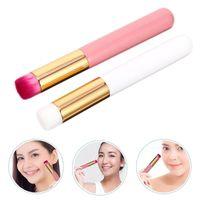 Eyelash Curler 24pcs Face Deep Cleansing Brush Lash Shampoo Blackhead Remover Brushes