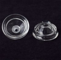 Glass Bowl Replacement Thick Bowls For Silicone Smoking Pipe Silicon Hand Tobacco Spoon Pipes Water Bong Tool Parts
