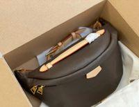 Classic Lussurys Designer Borsa Borse in vita Borse Bumbag Bumbag Alta Qualità Crossbody Chest Packs Bum Unisex One Spalla Pack
