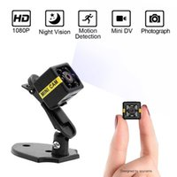 Mini Camera Micro Small Video Voice Recorder Action Cam Sport DV With Night Vision Motion Detection Pk Sq11 Hidden TF C Cameras