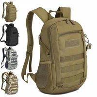 Backpack Outdoor Tactical Military Rucksacks Men 15L 20L Waterproof Sport Travel Backpacks Camping Mochila Fishing Hunting Bags