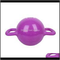 Dumbbells Yoga Fitness Kettle Bell Adjustable Water Kettlebell Dumbbell Double Handles Pilates Body Shaping Equipment A6D8B Spfcv