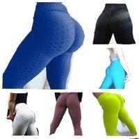 Sexy Damen Leggings Fitness Anziehen Hight Taille Sportswear Yoga Hosen Laufgarn Gym Elastische Slim Hose S-XL2031