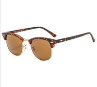 럭셔리 2021 브랜드 편광선 남성 여성 남성 여성 파일럿 선글라스 Bans 디자이너 UV400 안경 태양 안경 금속 프레임 폴라로이드 렌즈