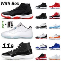 kutu x stock jumpman retro 11 basketbol ayakkabıları 11'leri erkekler kadınlar havayla 2020 hediye Yüksek düşük Space Jam Sneakers