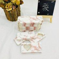 False Reelashes Упаковочная коробка 3D Норка Ресницы в коробки Индивидуальные ресницы Faux Cils Slipe полоса полоса пустой корпус бумаги блэш коробки упаковки искусства
