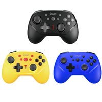 Game Controllers & Joysticks Ipega PG-9162 Wireless Switch Gamepads Dual Use Bluetooth Controller Wire Gamepad Joypad Remote
