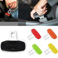 Universal Vehicle Seat Belt Clip Extension Plug Car Safety Seats Lock Buckle Seatbelt Clip-On Extender Converter Safe belts Accessories