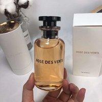 Hommes Femmes PARFUM PARFUM EDP Californie Dream Dream Dame Perfume Élégante Frangrance De longue durée Femme Arôme 100ml Rose des Vents