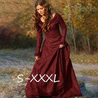 Casual Kleider Jiezuofang Cosplay viktorianisches Kleid Purim Kostüm Renaissance Erwachsene Halloween mittelalterliche Kostüme für Frauen Kleid Ball Lolita