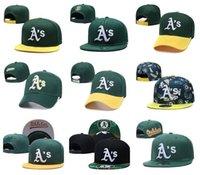 2021 Хорошее качество Модный фанат популярные Оклендский плоский Snapback Один размер Caps Mens Sport As Все Бейсбольные шапки Fashion Bo