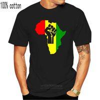 Boys Tee Africa Power Men t Shirt Size s 3xl Rasta Music Cotton Short Sleevechildren's Clothing
