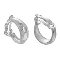 Yoursfs Silver Fashion Women's Gold Plated 18K Ear Clip Earrings Unique Design Anniversary Holiday Birthday Gift