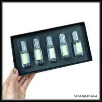 Epack Car Air Freshener Anti-Perspirant Deodorant Fragrance Perfume 9ml * 5pcs النساء الرجال EDP ETD EAU DE PARFUM