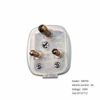 Anschlüsse, Stecker Sockets Power Universal Adapter International Plug Socket Global AC Travel Converter EU USA UK QNO3