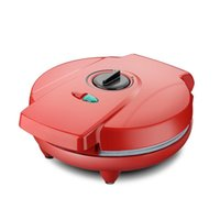 Waffle Cone Maker Egg Roll Making Machine Egg-biscuit-roll Small Crispy Double-sided Frying Pancake Bread Makers