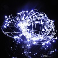 3M 30LEDs Battery Operated Led String Mini LED Copper Wire String Fairy Light Christmas Xmas Home Party Decoration Light Warm Pure White