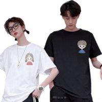 SZMV-Liebhaber Sommer 2021 Women'scoat T-Shirt Top Trend Casual Kurzarm T-Shirt Lose Top und koreanische Halbhülsenanzug