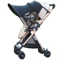 Stroller Parts & Accessories Baby Sunshield Sunshade Pram Canopy Cove Sun Shade Protection Hoods By Pushchair
