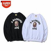 T-shirt maglione in cotone t-shirt in cotone classico classico da uomo