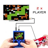 Portable Game Players 400 IN 1 Retro Video Console Mini Handheld Pocket 3 Inch Player For Child Gifts Nostalgic