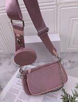 Sale 3 piece set women crossbody bag Shoulder Bags High Quality Nylon handbags purses lady tote Coin Purse three items