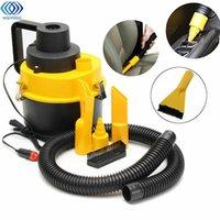 Tragbare nasse / trockene Mini-Vac-Vakuum-Vakuum-High Power Cleaner-Kit-Inflator-Turbo-Handheld-Staubkollektor-Aspirator für Auto-Shop-Reiniger