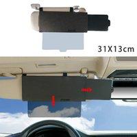 Universal Sun Visor Extender Window Adjustable Anti-Glare Anti-UV Extension Car Sunshade