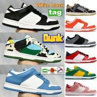 Moda Dunk SB Costa UNC 2021 Sapatos Casuais Dunks Branco Negro Chunky Dunky Easter Sombra Elefante Chicago SP Universidade Vermelho Kentucky Soft Grey Men Sneakers