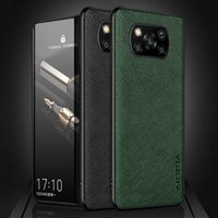 cases for Xiaomi Poco X3 Pro NFC GT 5G cover with concise and atmospheric cross pattern design phone cover for xiaomi poco x3 pro
