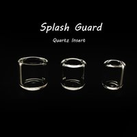Smoking Accessories Splash Guard Insert Bowl With 15mm 18mm 20mm OD Suitfor Quartz Banger Nails Glass Water Bongs