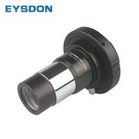 """Teleskop-Fernglas Eysdon 1,25 """"2x Barlow-Objektiv vollständig multi-beschichtetes Metall mit M42X0.75 Thread-Kamera T Ring Connect-Schnittstelle für den Eyepiec"""