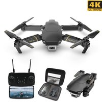 GD89-1 العالمي بدون طيار 4K كاميرا مركبة مصغرة مع wifi fpv طوي المهنية rc هليكوبتر selfie الطائرات بدون طيار لعب مسار رحلة