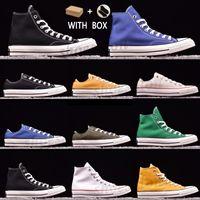 2021 الكلاسيكية عارضة الرجال إمرأة قماش أحذية ستار رياضة تشاك 70 الطبطبات 1970 1970s كبيرة 70s عيون حذاء رياضة ستراس الحذاء